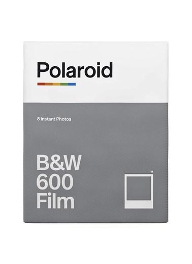 Polaroid Polaroid B&W For 600 8'li Film Renkli